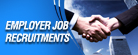 Employer Job Recruitments